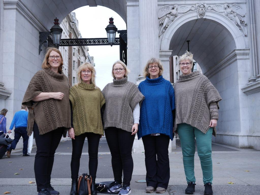 IDUNN GENSER LINDA MARVENG FOR Hillesvåg